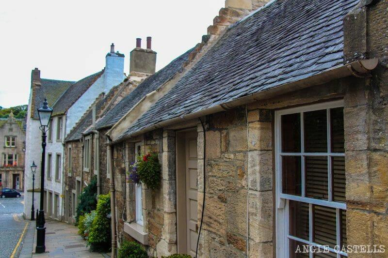 Visitar Linlithgow en una excursión desde Edimburgo: calles del pueblo