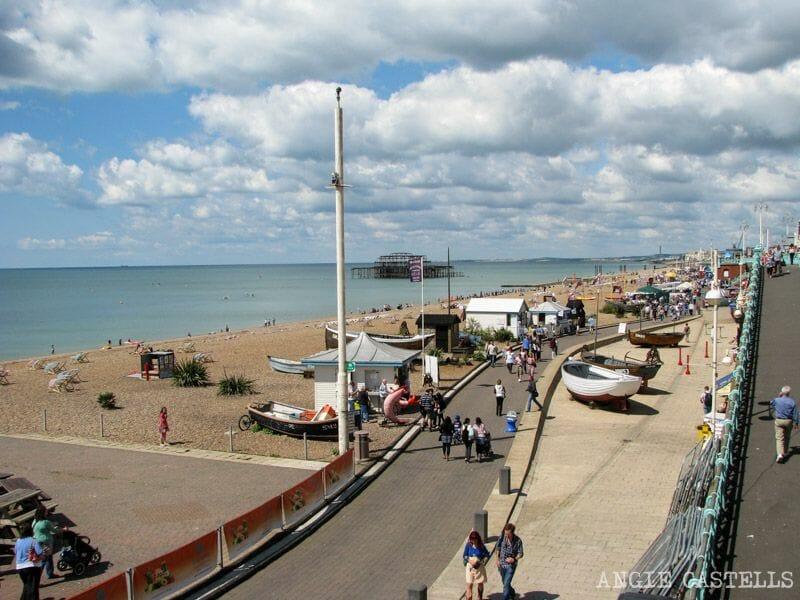 Que visitar en Brighton en un día Brighton Pier