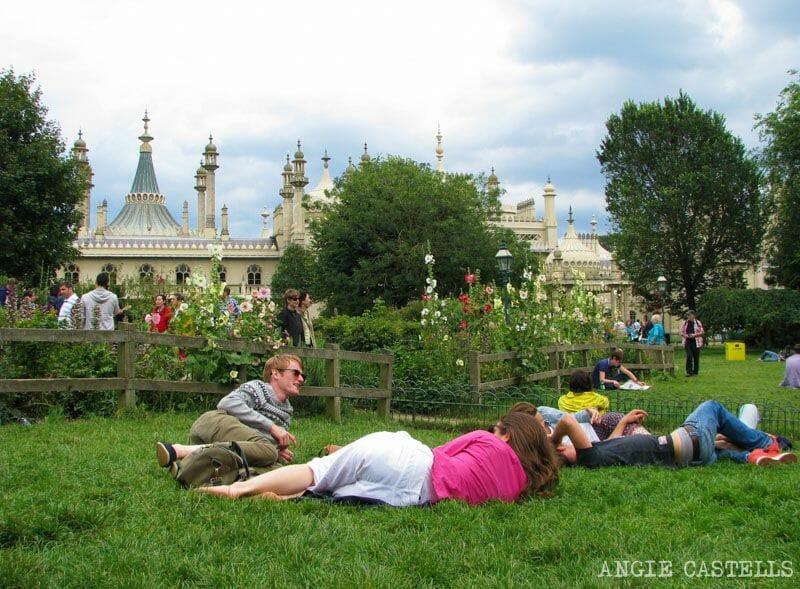 Que visitar en Brighton en un día Royal Pavilion