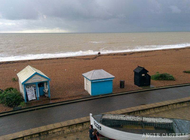 Visitar Brighton en un dia playa