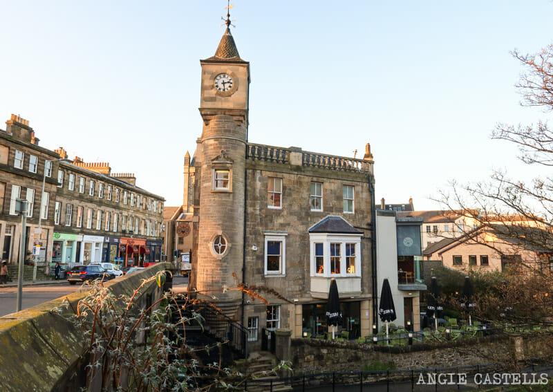 Qué ver en Edimburgo en 2 días - El barrio de Stockbridge