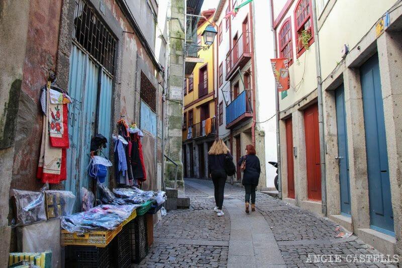 Guia Oporto que ver fin de semana
