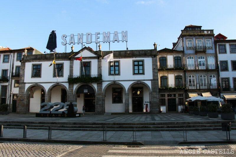 Guia Oporto que ver fin de semana bodegas vino