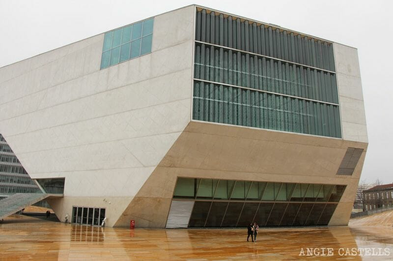 Guia Oporto que ver fin de semana Casa Musica