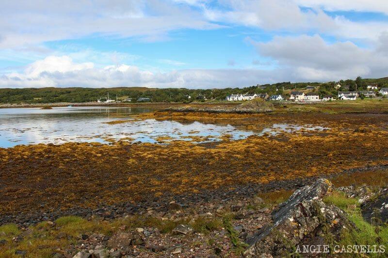 Arisaig y las Silver Sands of Morar, playas de arena blanca en Escocia