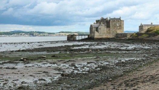 Blackness Castle, un castillo medieval cerca de Edimburgo