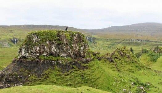Fairy Glen, donde viven las hadas en Escocia