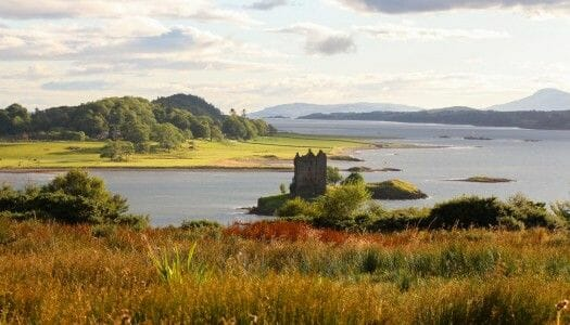 Ruta por el oeste de Escocia: Oban, Castle Stalker y Fort William