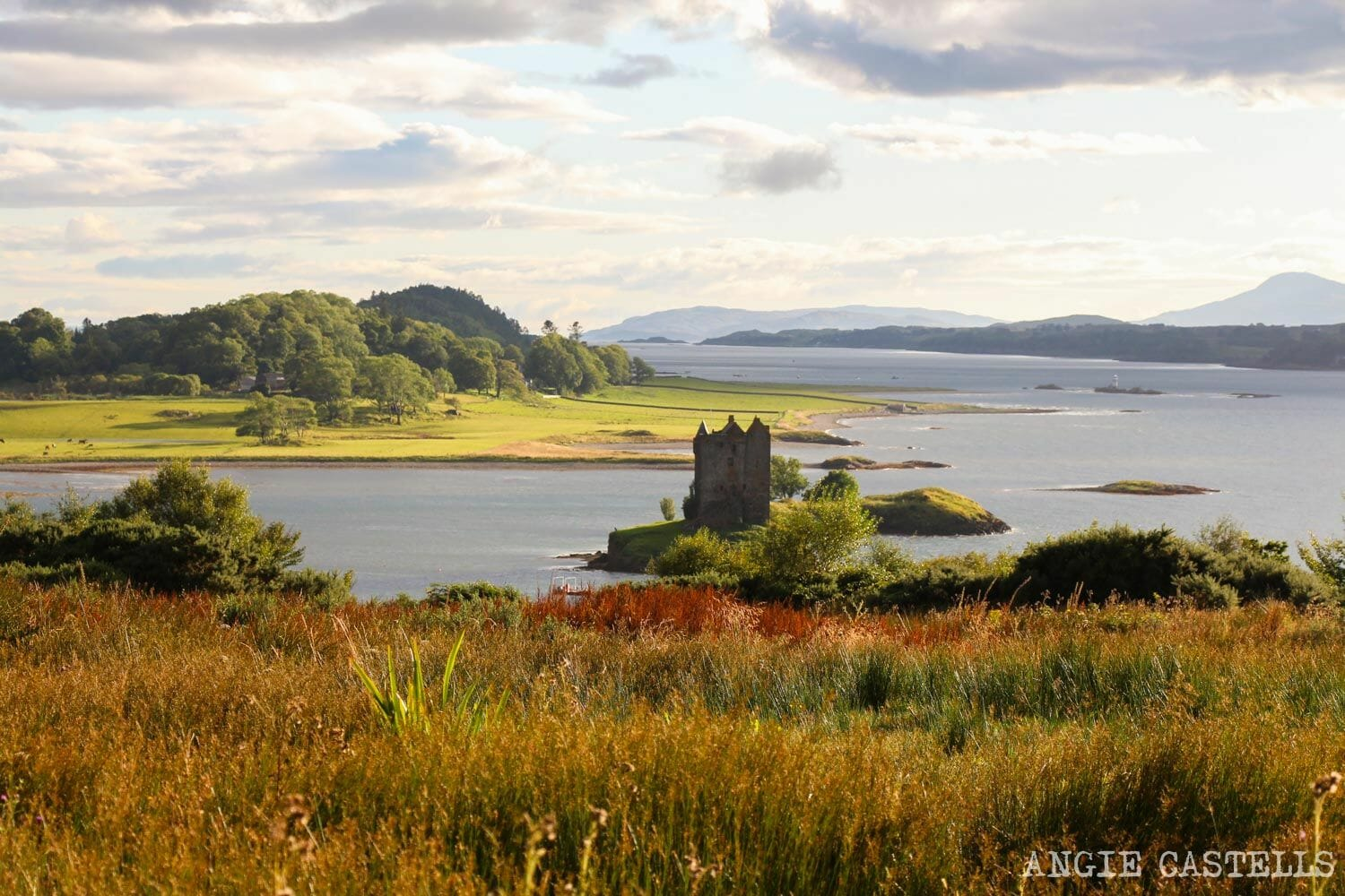 Ruta costa oeste Escocia Oban Fort William Castle Stalker-2