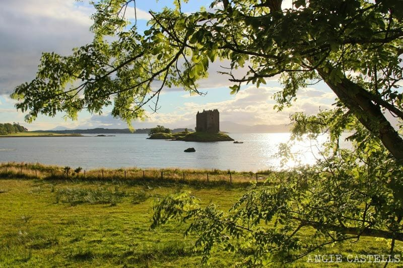 Ruta costa oeste Escocia Oban Castle Stalker Fort William