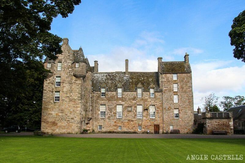 Ruta pueblos Fife Escocia Castillo de Kellie