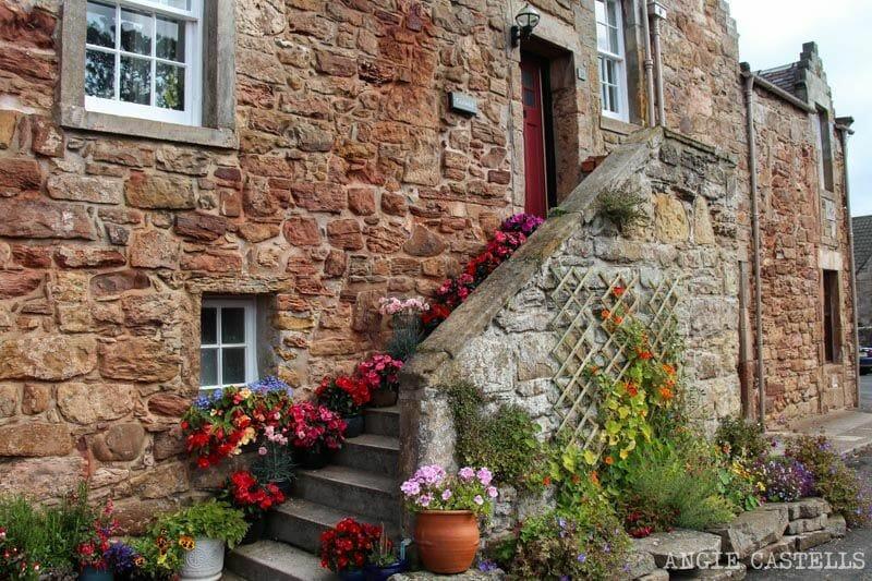 Ruta pueblos Fife Escocia Crail-1