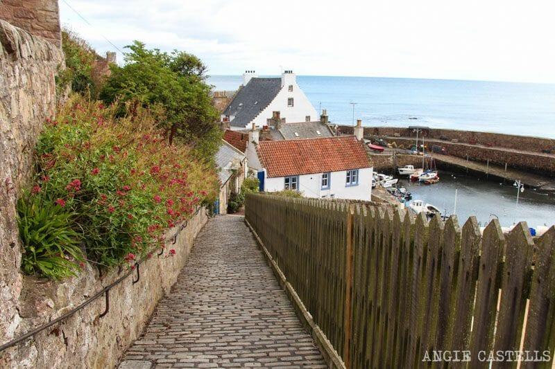 Ruta pueblos Fife Escocia Crail-7