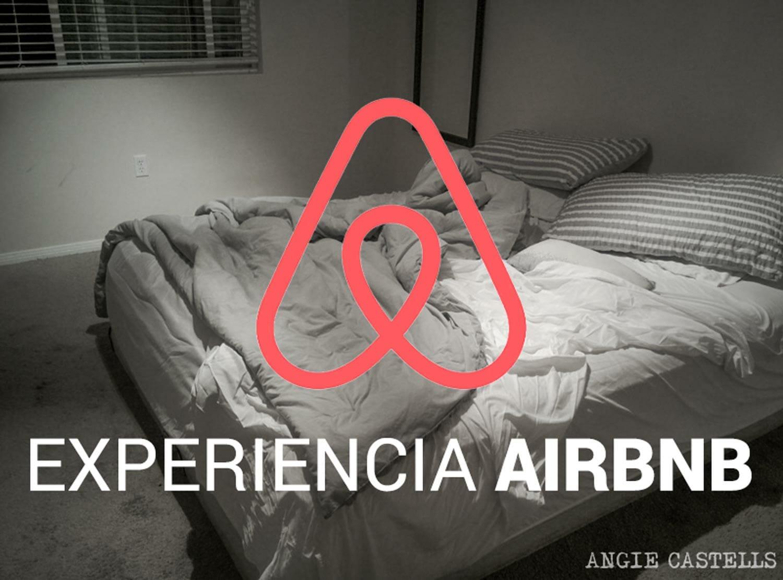 Mala experiencia Airbnb