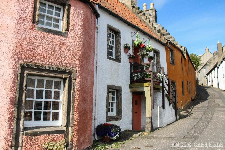 Visitar Culross pueblo mas bonito de Escocia 1500-1