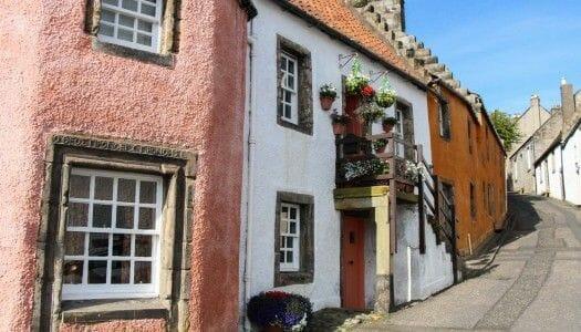 Culross, uno de los pueblos más bonitos de Escocia