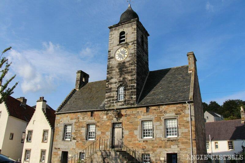 Visitar Culross pueblo mas bonito de Escocia