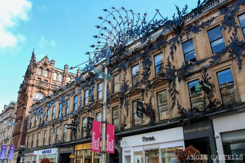 Guía de Glasgow: qué ver en un día y ruta - Princes Shopping Centre
