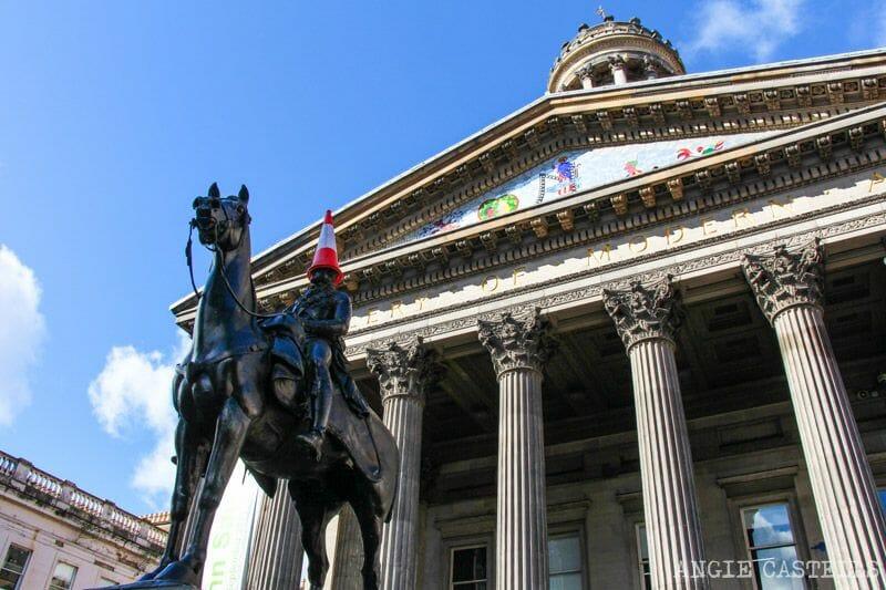 Guía de Glasgow: qué ver en un día y ruta - Gallery of Modern Art