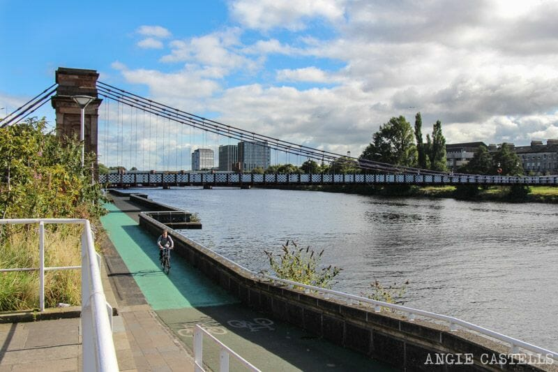 Guía de Glasgow: qué ver en un día y ruta - Río Clyde