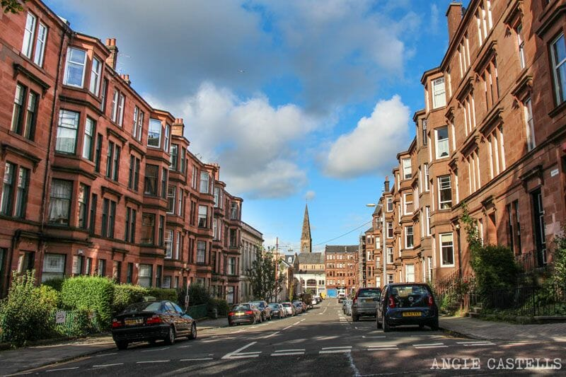 Guía de Glasgow: qué ver en un día y ruta - West End