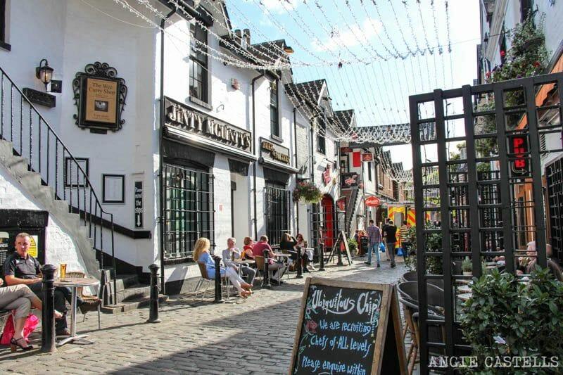 Guía de Glasgow: qué ver en un día y ruta - Ashton Lane