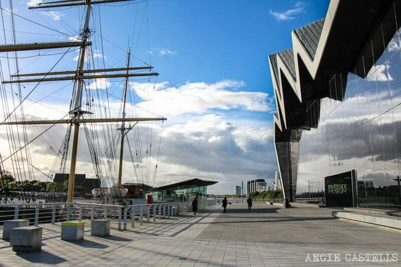 Guía de Glasgow: qué ver en un día y ruta - Riverside Museum