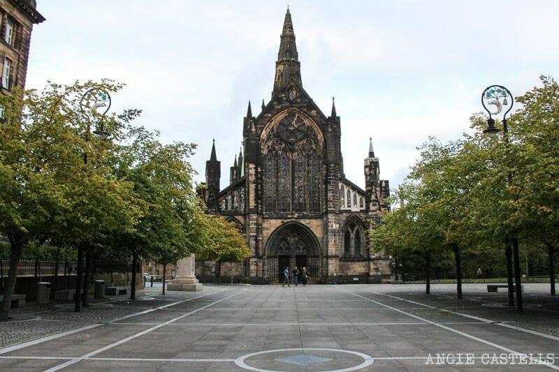 Guía de Glasgow: qué ver en un día y ruta - Catedral de Glasgow