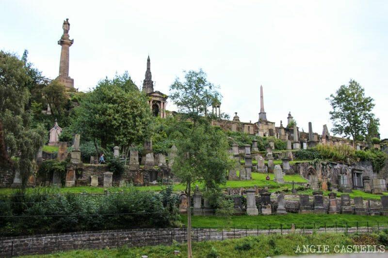Guía de Glasgow: qué ver en un día y ruta - Necropolis