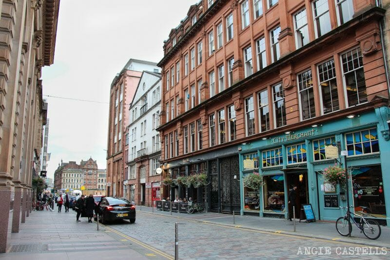Guía de Glasgow: qué ver en un día y ruta - East End