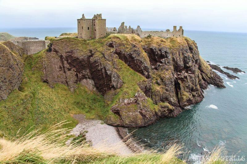 Visitar Dunnottar Castle, el castillo mas bonito de Escocia
