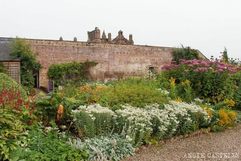 Ruta por los Borders de Escocia - Priorwood Garden, Melrose