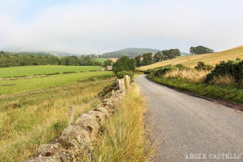 Ruta por los Borders de Escocia, sus abadías y pueblos