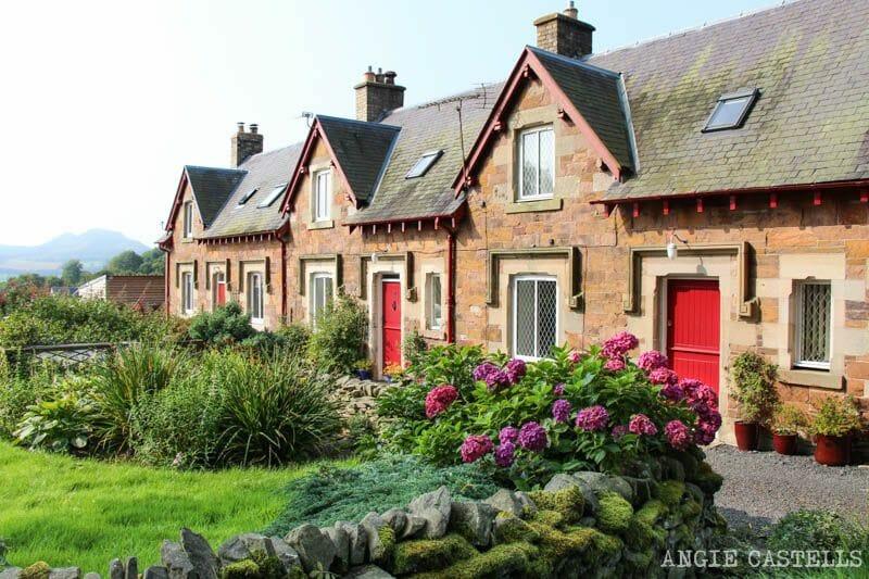 Ruta por Escocia Borders abadias y pueblos