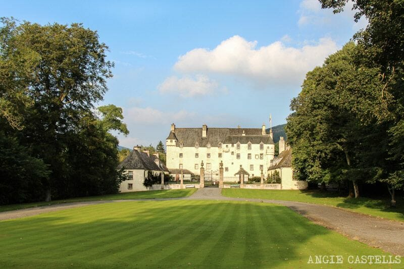Ruta por los Borders de Escocia - Traquair House