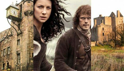 Los escenarios de Outlander en Edimburgo y cómo visitarlos