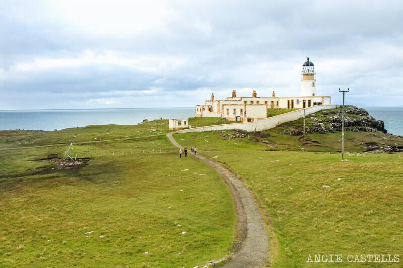 Visitar faro Neist Point Isla de Skye