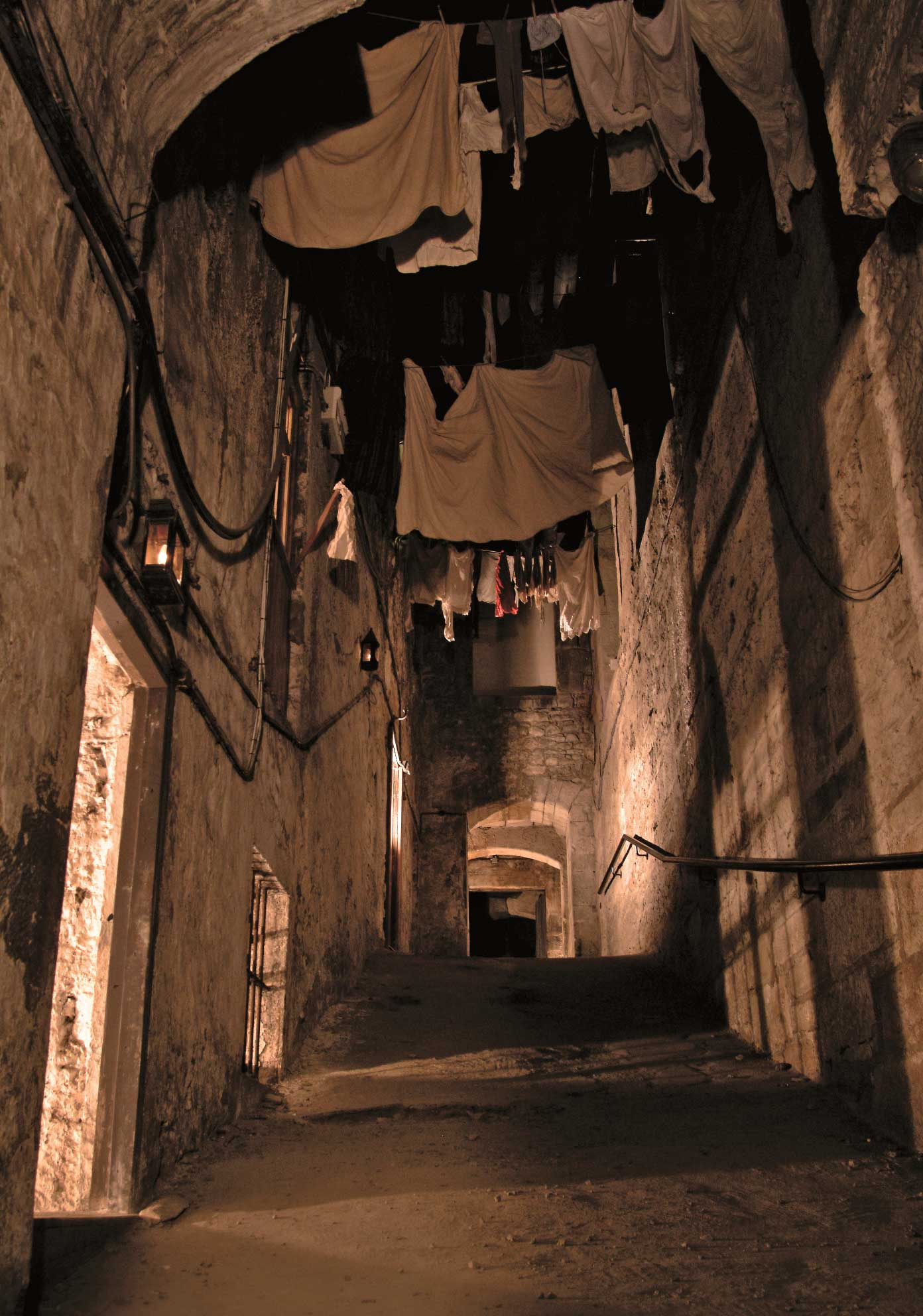 Visitar The Real Mary Kings Close, la ciudad subterranea de Edimburgo