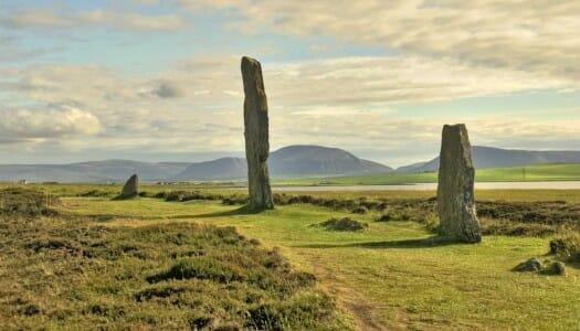 Preparativos para viajar a las islas Orkney y Shetland