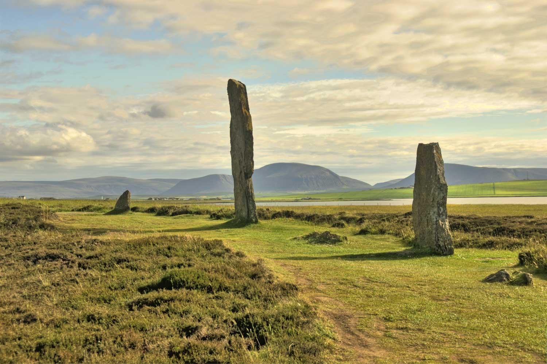 Preparativos para viajar a las islas Orkney y Shetland - El Ring of Brodgar