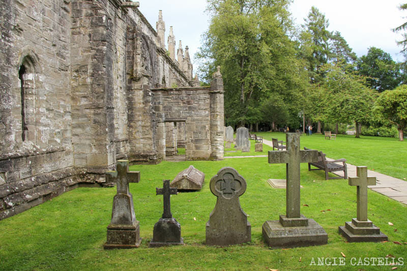 Visitar Dunkeld y su catedral Escocia pueblos con encanto