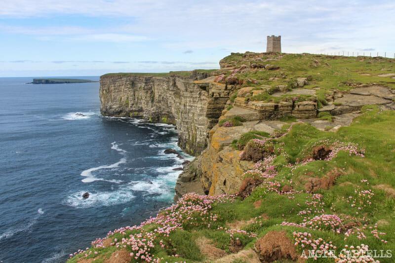 Que ver Orkney Islas Orcadas Marwick Head 2