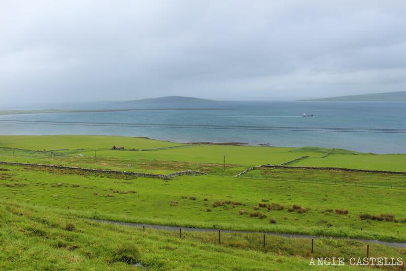 Que ver Orkney Islas Orcadas Rousay