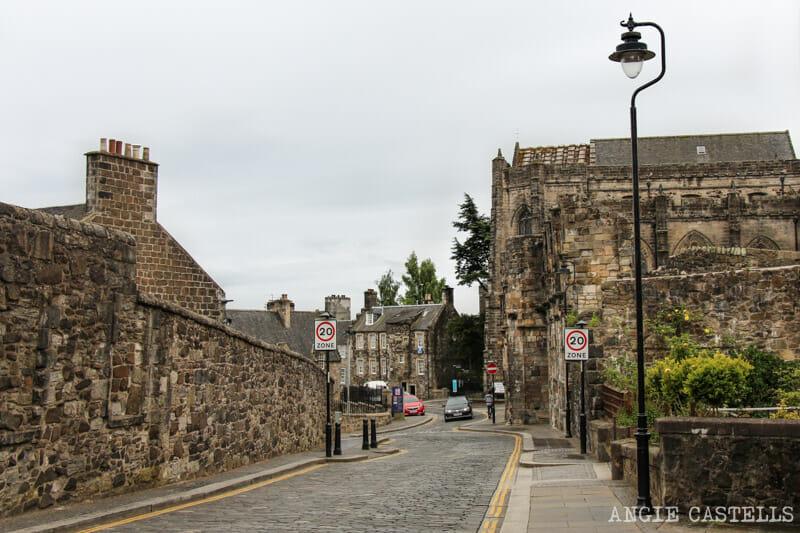 Guía de Stirling: qué ver en un día - Iglesia Holy Rude