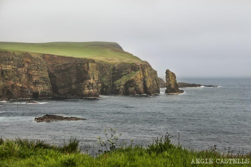 Ruta islas Orcadas Que ver en Orkney Hesta Head