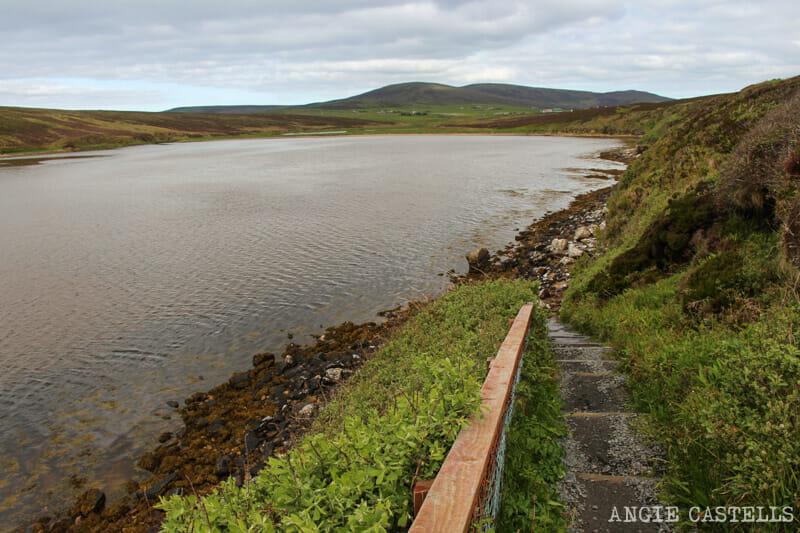 Ruta islas Orcadas Que ver en Orkney Hobbister Hill
