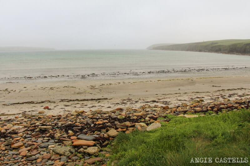 Ruta islas Orcadas Que ver en Orkney Sands o Wright