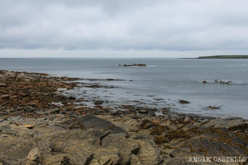 Ruta islas Orcadas Que ver en Orkney Scapa Flow