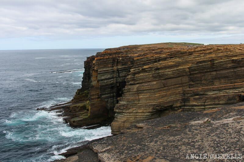 Ruta islas Orcadas Que ver en Orkney Yesnaby Cliffs