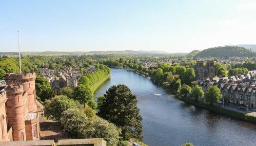 Qué ver en Inverness, el corazón de las Highlands